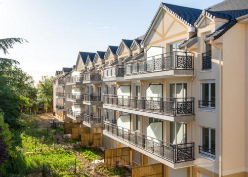 162 logements collectifs + 8 Maisons individuelles